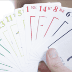 fully plastic long lasting rook cards