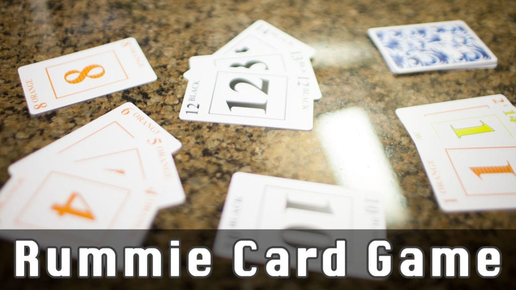 Rummie Card Game