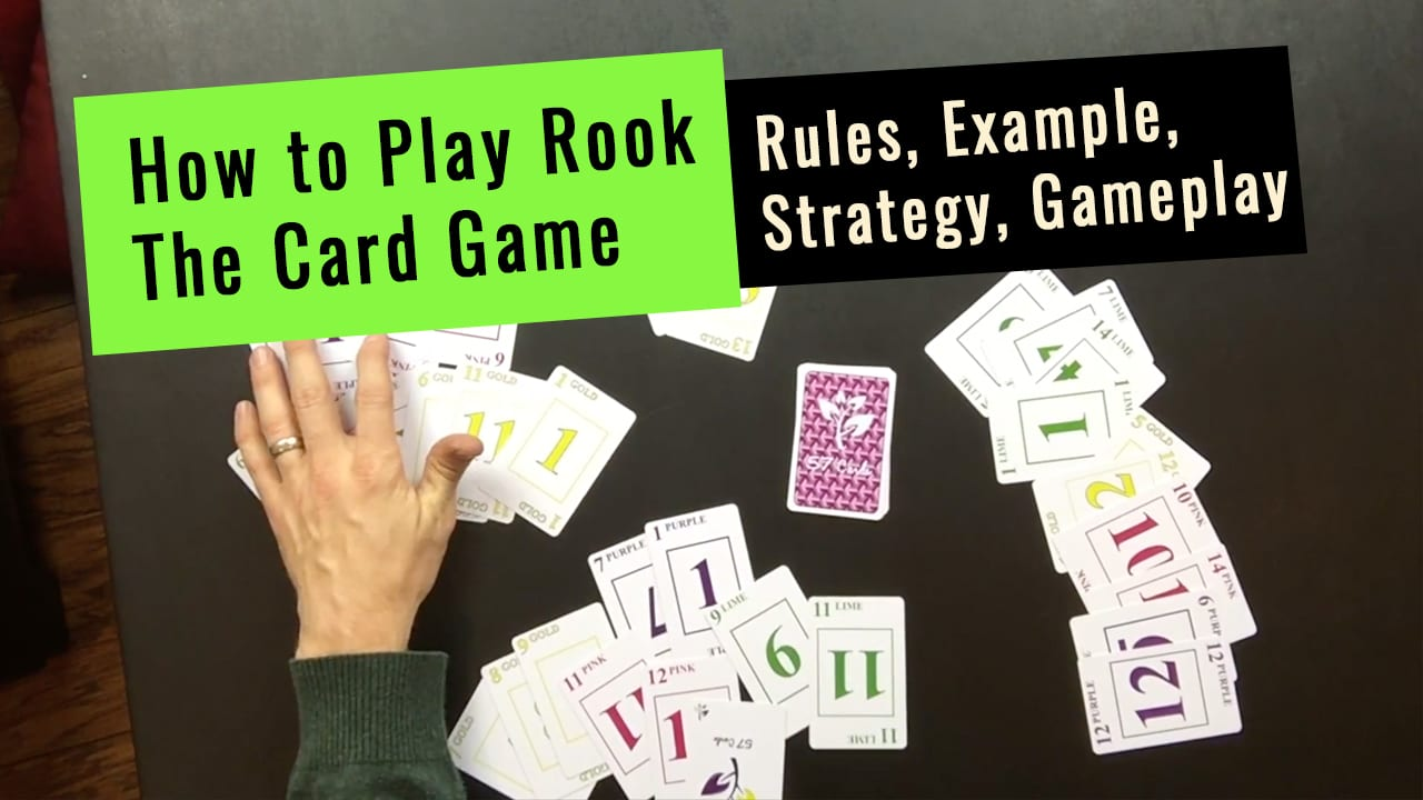 How to play rook rules gameplay strategy walk-through